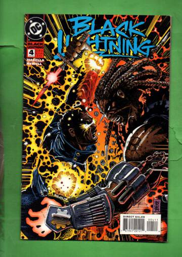 Black Lightning #4 May 95