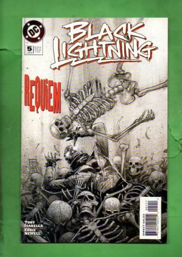 Black Lightning #5 Jun 95