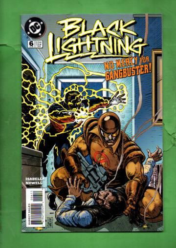 Black Lightning #6 Jul 95
