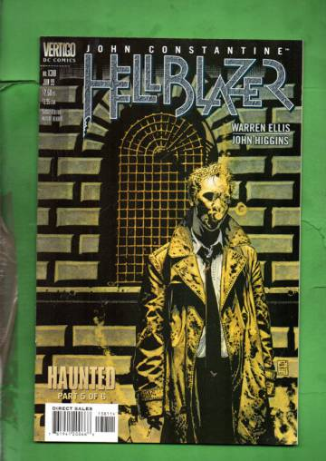 Hellblazer #138 Jun 99