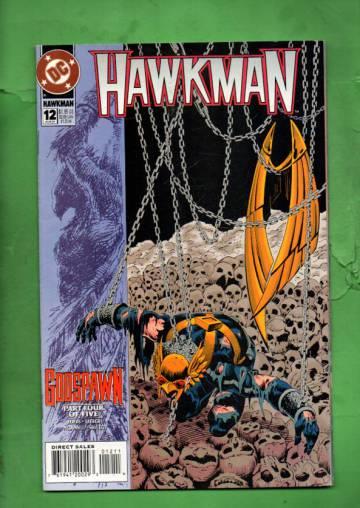 Hawkman #12 Aug 94