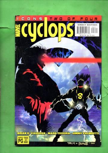 Cyclops Vol. 1 #2 Nov 01