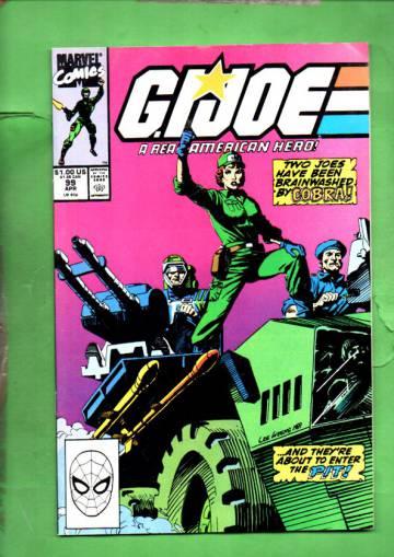 G.I. Joe a Real American Hero Vol. 1 #99 Apr 90