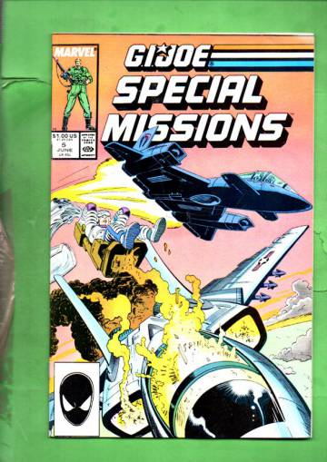 G.I. Joe Special Missions Vol. 1 #5 Jun 87