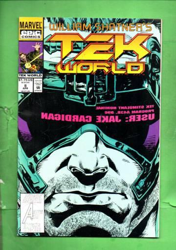 Tekworld Vol. 1 #8 Apr 93