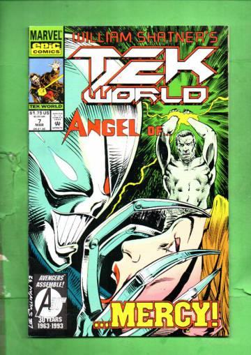 Tekworld Vol. 1 #7 Mar 93