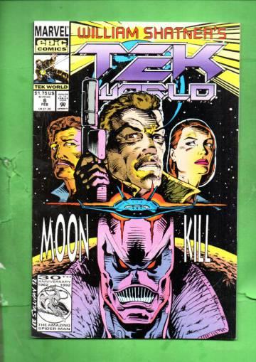 Tekworld Vol. 1 #6 Feb 93