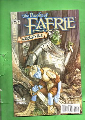 The Books of Faerie: Auberon's Tale #2 Sep 98