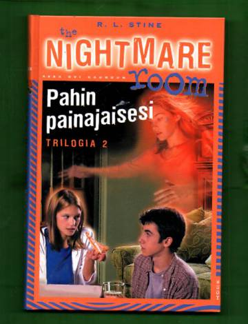 The nightmare room -trilogia 2 - Pahin painajaisesi