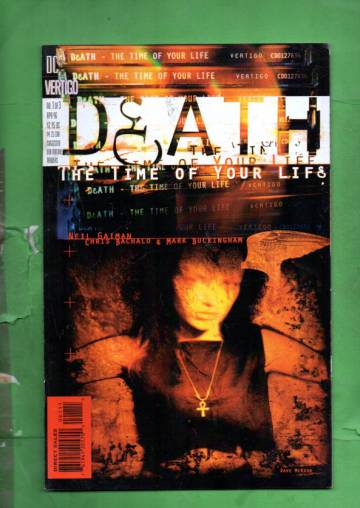 Death: The Time of Your Life #1 Apr 96