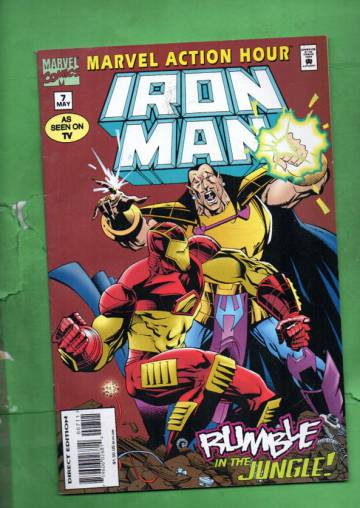 Marvel Action Hour, Featuring Iron Man Vol. 1 #7 May 95