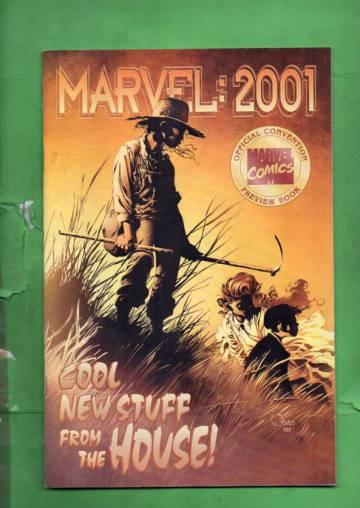 Marvel Comics: 2001 Vol. 1 2001
