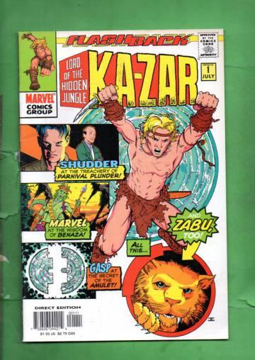 Ka-zar: Sibling Rivalry Vol. 1 #-1 Jul 97