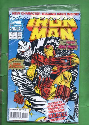Iron Man Annual Vol. 1 #14 93