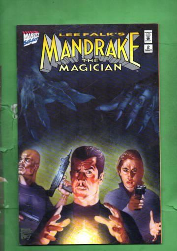 Mandrake the Magician: Book #2 May 95