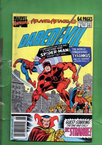 Daredevil Annual Vol. 1 #4 89