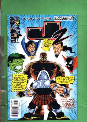 J2 Vol. 1 #12 Sep 99