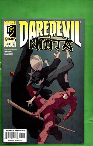 Daredevil: Ninja Vol. 1 #2 Jan 01