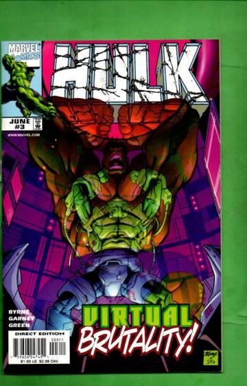 Hulk Vol. 1 #3 Jun 99