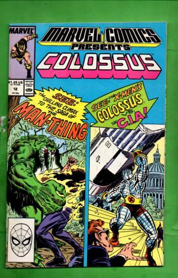 Marvel Comics Presents Vol. 1 #12 Early Feb 89