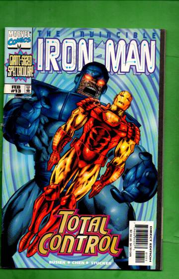 Iron Man Vol 3 #13 Feb 99