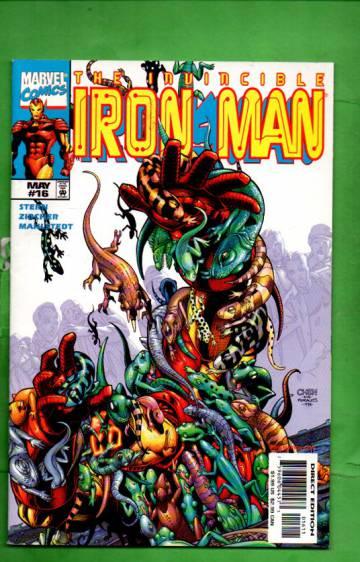 Iron Man Vol 3 #16 May 99