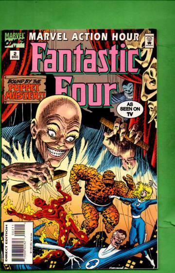 Marvel Action Hour, Featuring Fantastic Four Vol. 1 #2 Dec 94