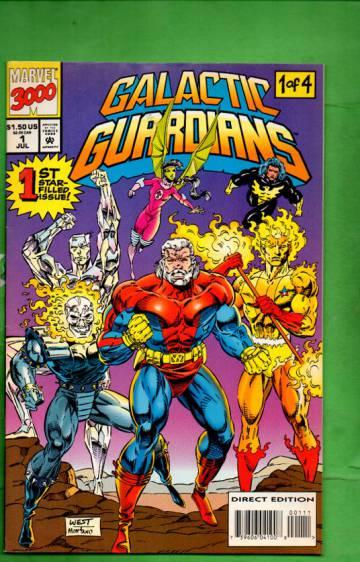 Galactic Guardians Vol 1 #1 Jul 94