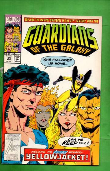 Guardians of the Galaxy Vol. 1 #34 Mar 93