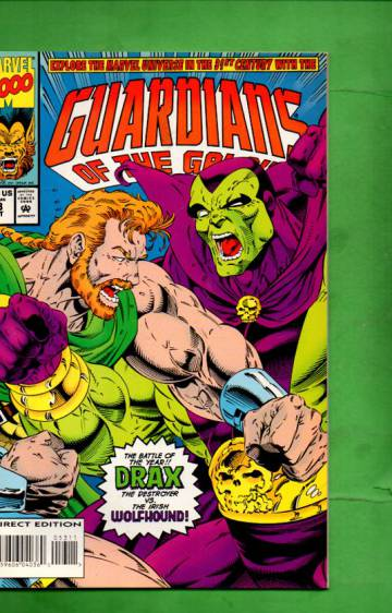 Guardians of the Galaxy Vol. 1 #53 Oct 94