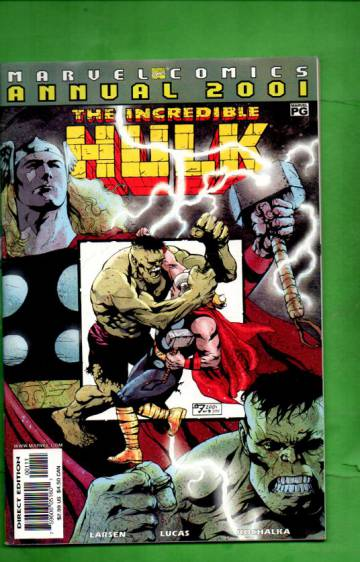 The Incredible Hulk '01 (Annual)