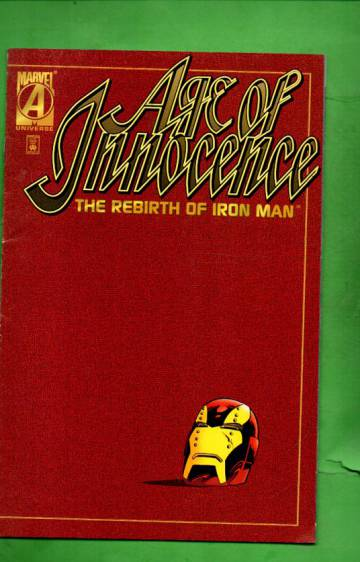 Age of Innocence - The Rebirth of Iron man Feb 96