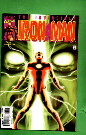 Iron Man Vol 3 #38 Mar 01