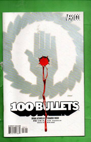 100 Bullets #56 Feb 05