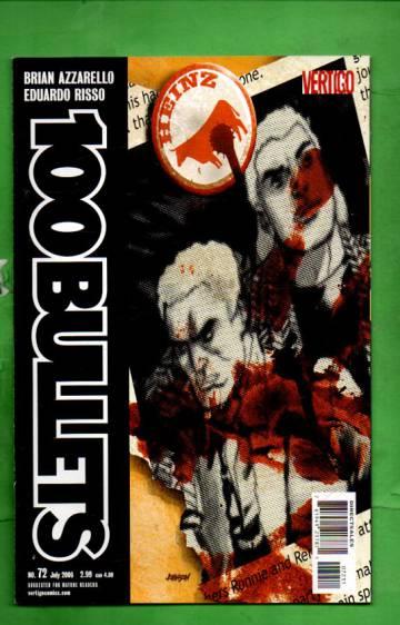 100 Bullets #72 Jul 06