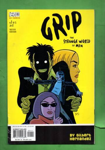 Grip: The Strage World of Men #1 Jan 02