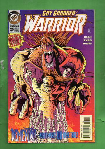 Guy Gardner: Warrior #25 Nov 94