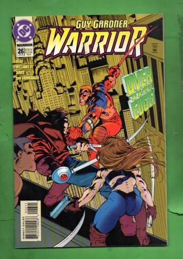 Guy Gardner: Warrior #26 Dec 94