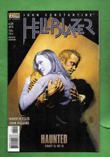 Hellblazer #139 Jul 99