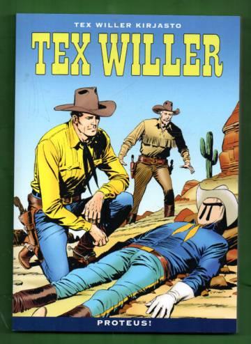 Tex Willer -kirjasto 41 - Proteus!