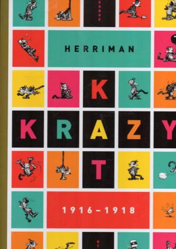 Krazy Kat - 1916-1918