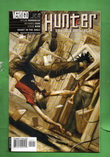 Hunter: The Age of Magic #12 Aug 02
