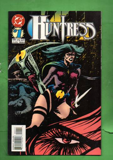 The Huntress #1 Jun 94