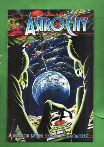 Kurt Busiek's Astro City Vol. 2 #7 Mar 97