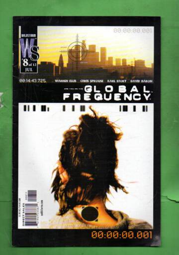 Global Frequency #8 Jul 03
