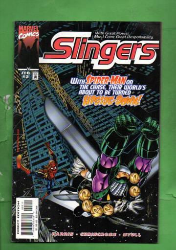Slingers Vol. 1 #3 Feb 99