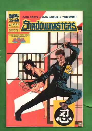 Shadowmasters Vol. 1 #4 Jan 90