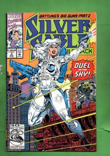Silver Sable Vol 1 #3 Aug 92