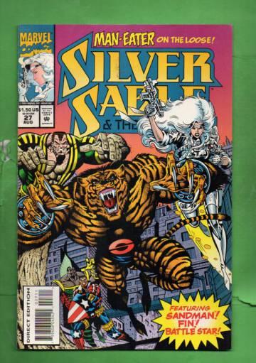 Silver Sable Vol 1 #27 Aug 94