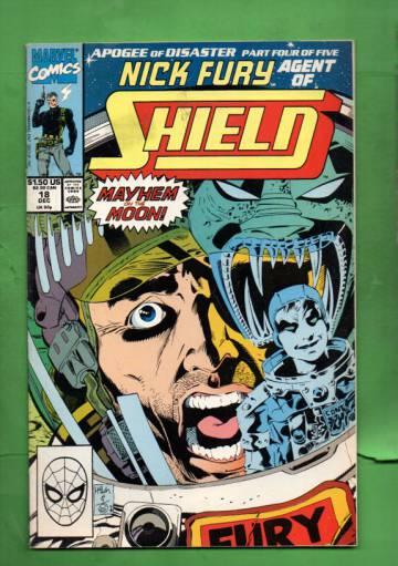 Nick Fury, Agent of S.H.I.E.L.D. Vol. 2 #18 Dec 90